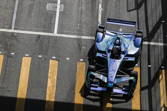 Kamui Kobayashi Andretti Formula E Hong Kong 2017