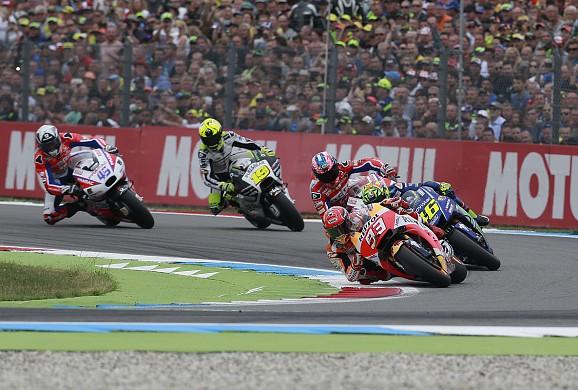 Marc Marquez Honda Assen MotoGP 2017