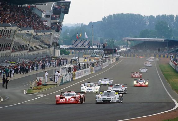 Toyota Le Mans 1998