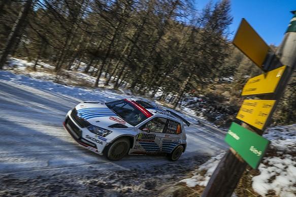 Mikkelsen, Skoda, WRC2