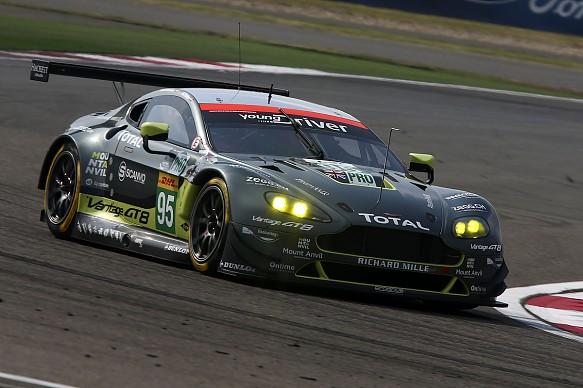 Nicki Thiim, Marco Sorensen, Aston Martin GTE WEC 2016