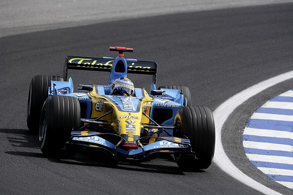Alonso Renault 2006