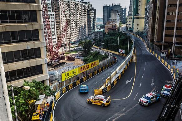 Macau WTCC 2017