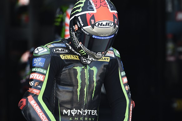 Jonas Folger Tech 3 Yamaha MotoGP 2017