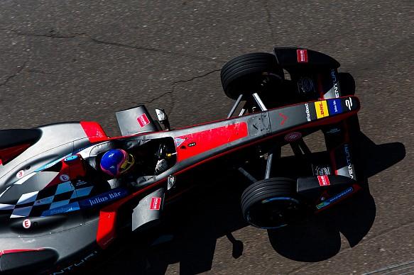 Villeneuve, Formula E