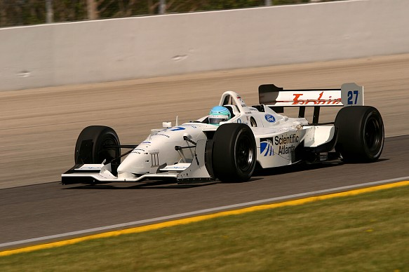 Patrick Lemarie, Milwaukee Champ Car 2003