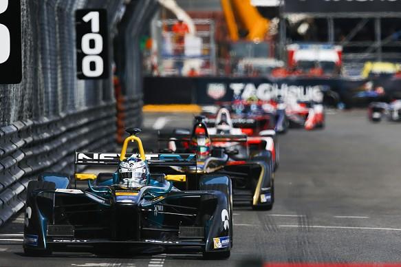 Monaco Formula E 2017