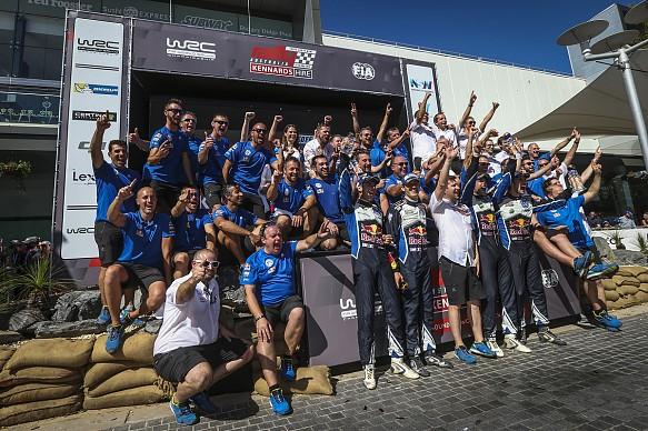 VW, Rally Australia WRC