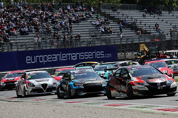 Atilla Tassi TCR International Series Monza 2017