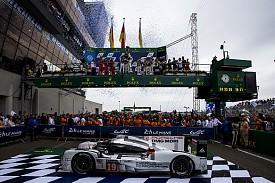 Porsche wins 2015 Le Mans 24 Hours