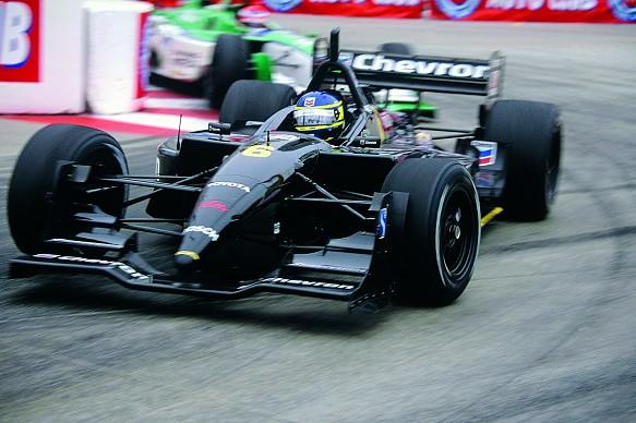 Cristiano da Matta Lola Champ Car 2002