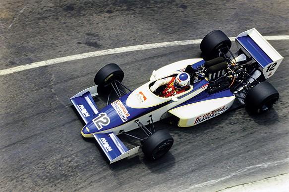 Luis Perez Sala 1987 F3000
