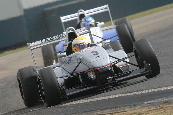 Lewis Hamilton Donington Park Formula Renault UK 2003
