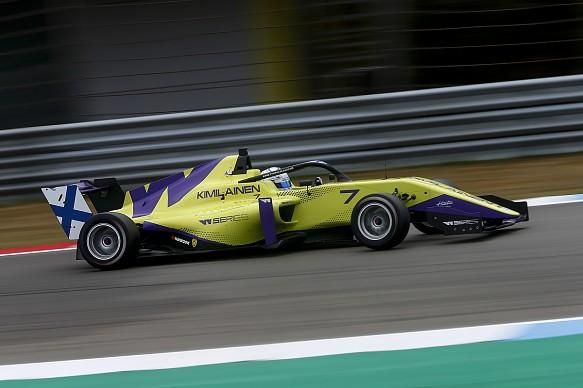 Kimilainen Assen W Series 2019