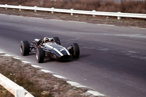 John Surtees US GP 1966