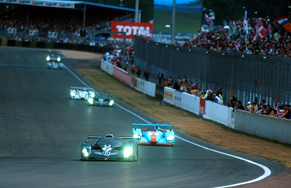 Bentley Le Mans 2001