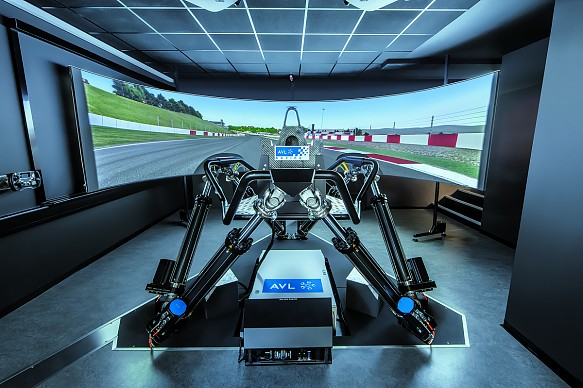 AVL RACING simulator