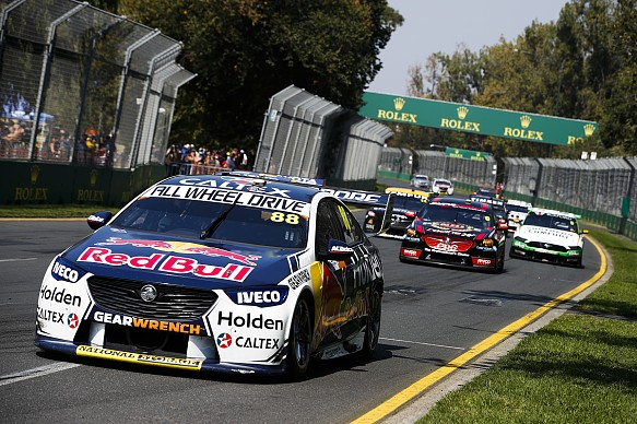 Whincup Supercars 2019