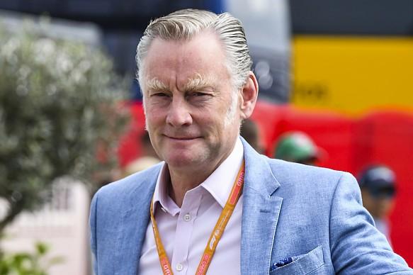 Sean Bratches F1 2019