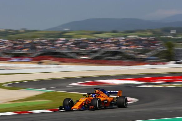 Fernando Alonso McLaren Spanish GP 2018