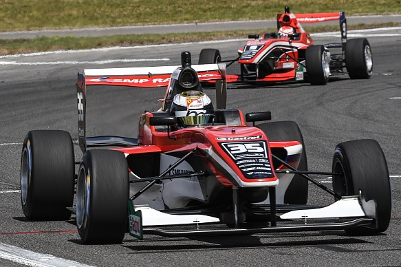 Robert Shwartzman Toyota Racing Series Taupo 2018