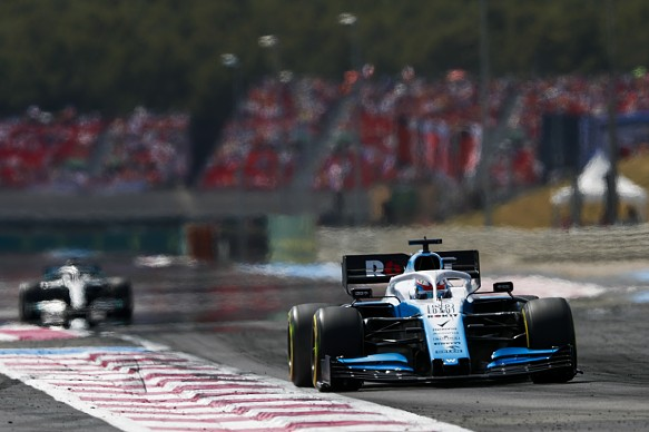 Russel Williams France F1 2019