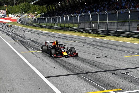 Max Verstappen Austrian 2019