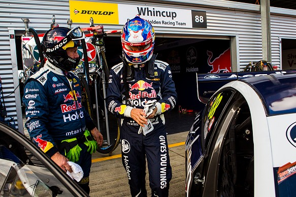 Jamie Whincup Supercars 2019