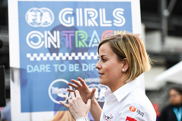 Susie Wolff's Dare to be Different in new project with FIA - Other