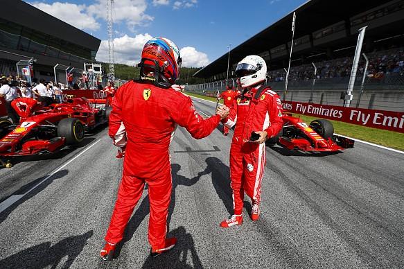 Wolff: Ferrari F1 team orders in Austrian GP would've been