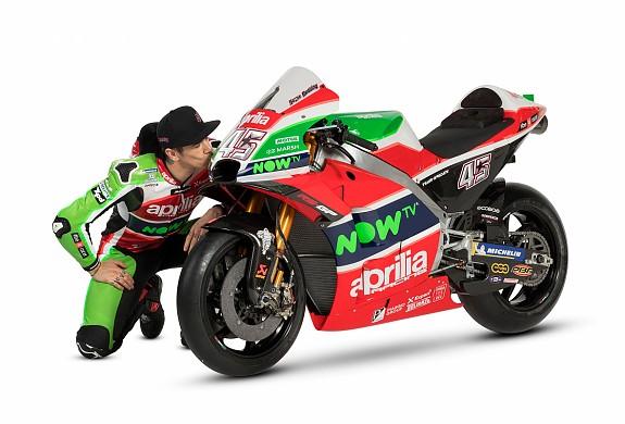 Aprilia MotoGP launch 2018