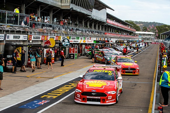 Adelaide Supercars 2019