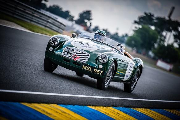 Andt Dee-Crowne Le Mans Classic 2018