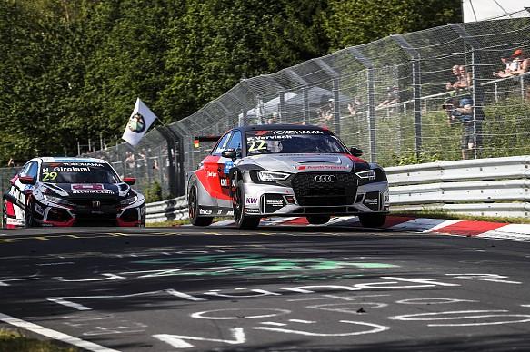 Vervisch Girolami Nurburgring WTCR 2019