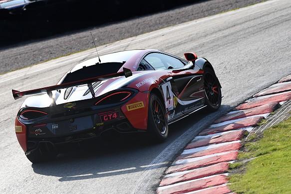 Tolman McLaren British GT 2019
