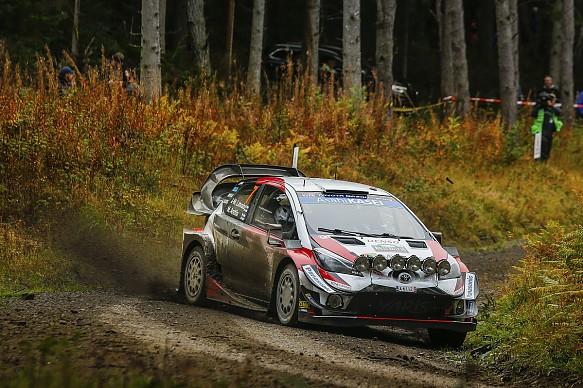Jari-Matti Latvala WRC 2018