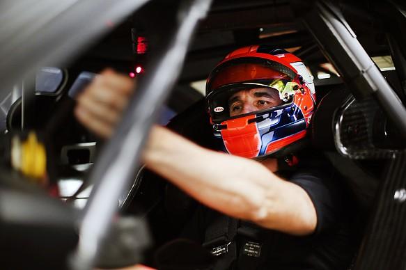 Kubica BMW DTM simulator