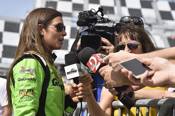 Danica Patrick NASCAR 2018