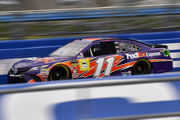 Denny Hamlin Joe Gibbs Racing NASCAR Cup Homestead 2018