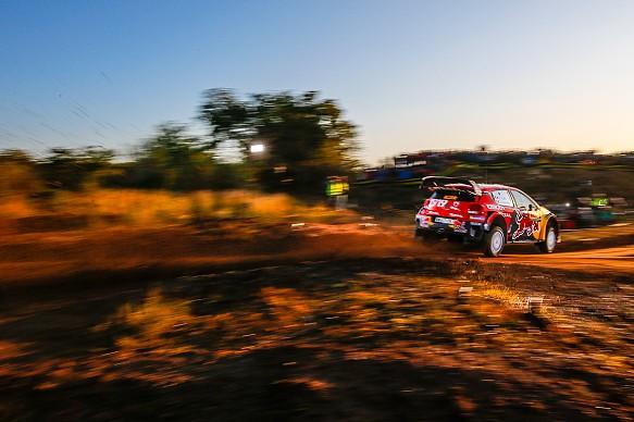 Sebastien Ogier Citroen WRC Spain 2019
