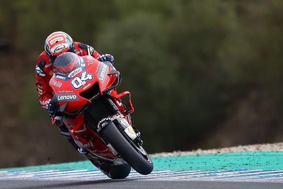 Dovizioso Ducati MotoGP testing 2019