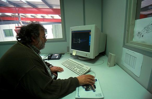 George Ryton Minardi 2001