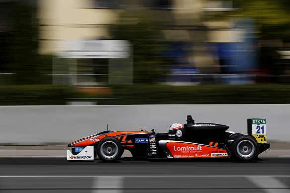 Anthoine Hubert, Van Amersfoort Racing, F3 Norisring 2016