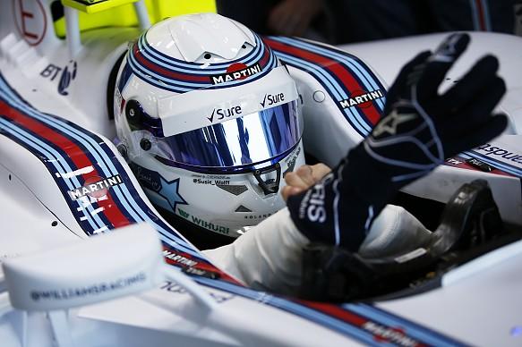 Susie Wolff Williams British Grand Prix 2015