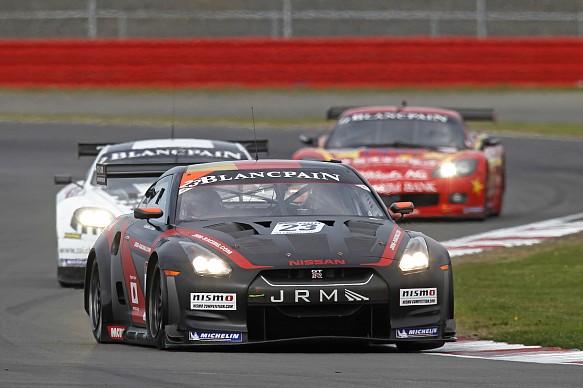 Michael Krumm Nissan GT1