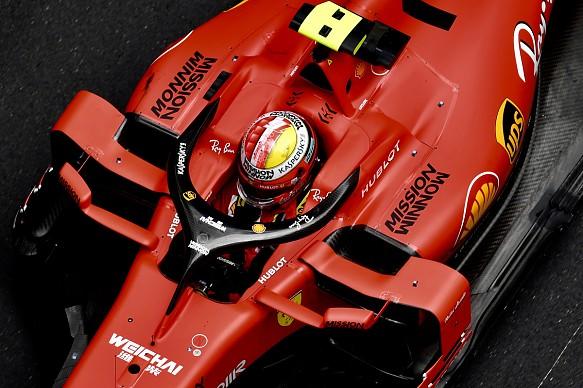 Ferrari Mission Winnow Monaco Grand Prix 2019
