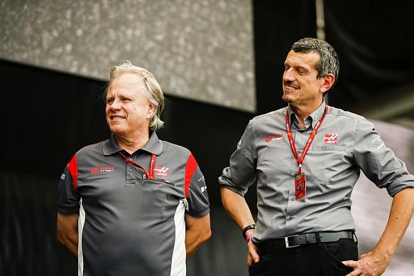 Haas Steiner F1 2017