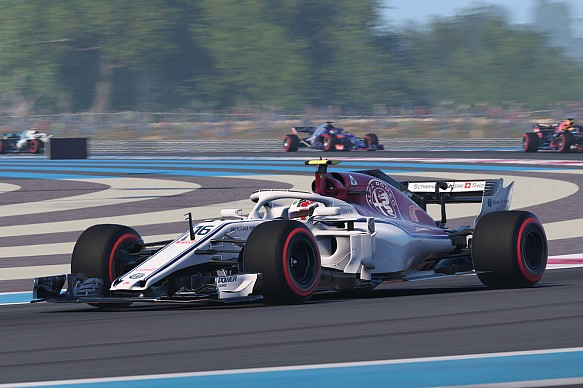 F1 2018 game rules shake-up