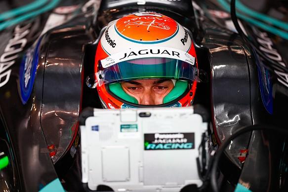 Nelson Piquet Jr Jaguar Formula E