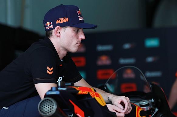 Pol Espargaro KTM MotoGP testing 2018
